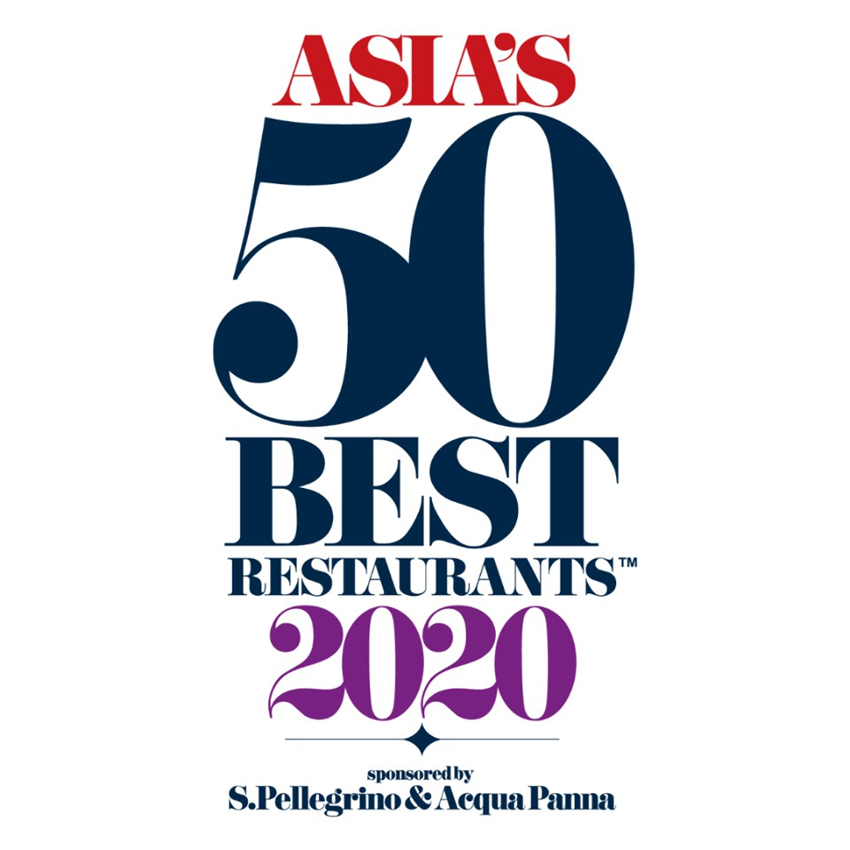 Asia's 50 Best Restaurants